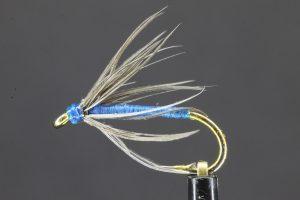 Autumn Blue Soft Hackle