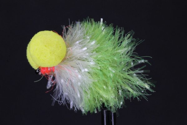 Chartreuse and White Booby scaled