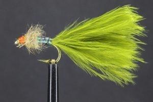 Gold Head Flash Back Olive Damsel scaled