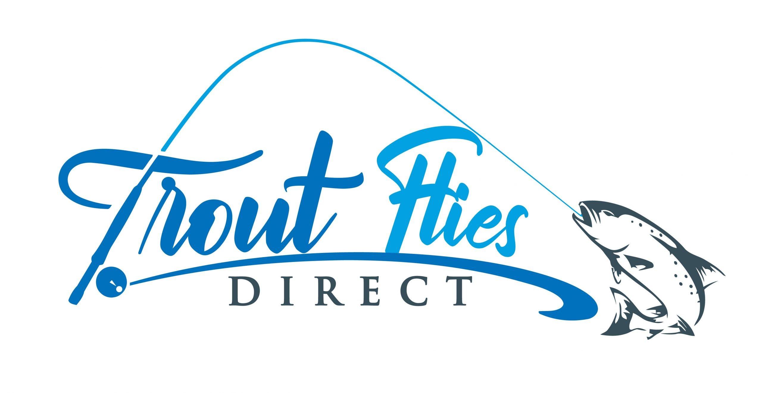 Trout Flies Direct Logo