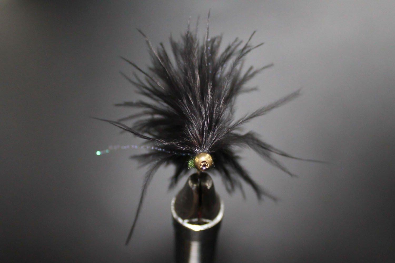 Beadeye Black & Olive Cats Whiskers