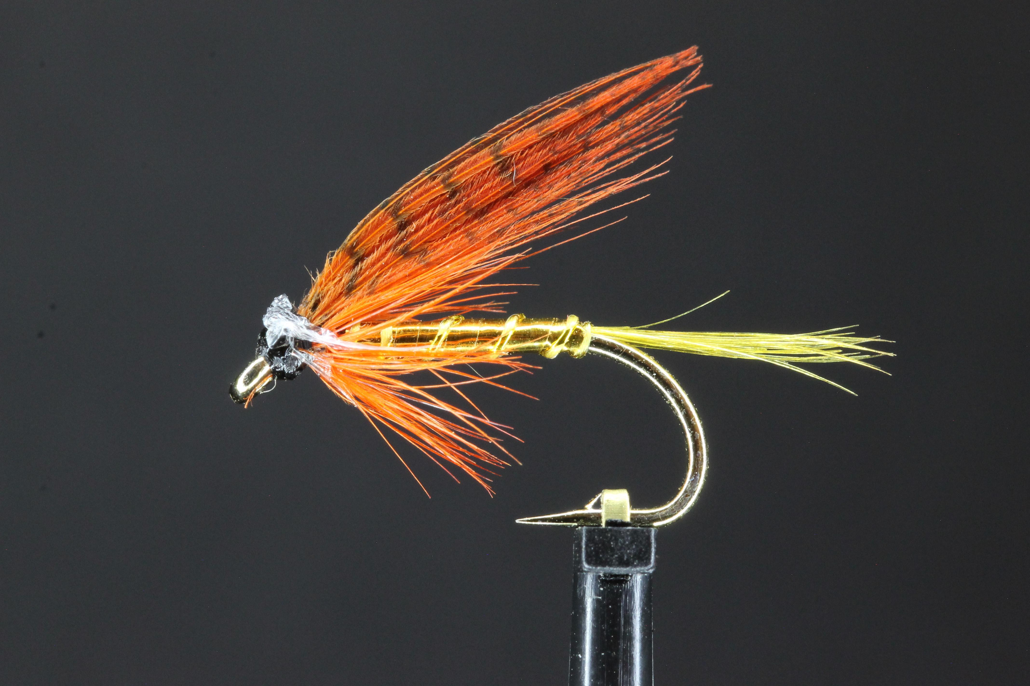 Grouse and Orange - Super Bright