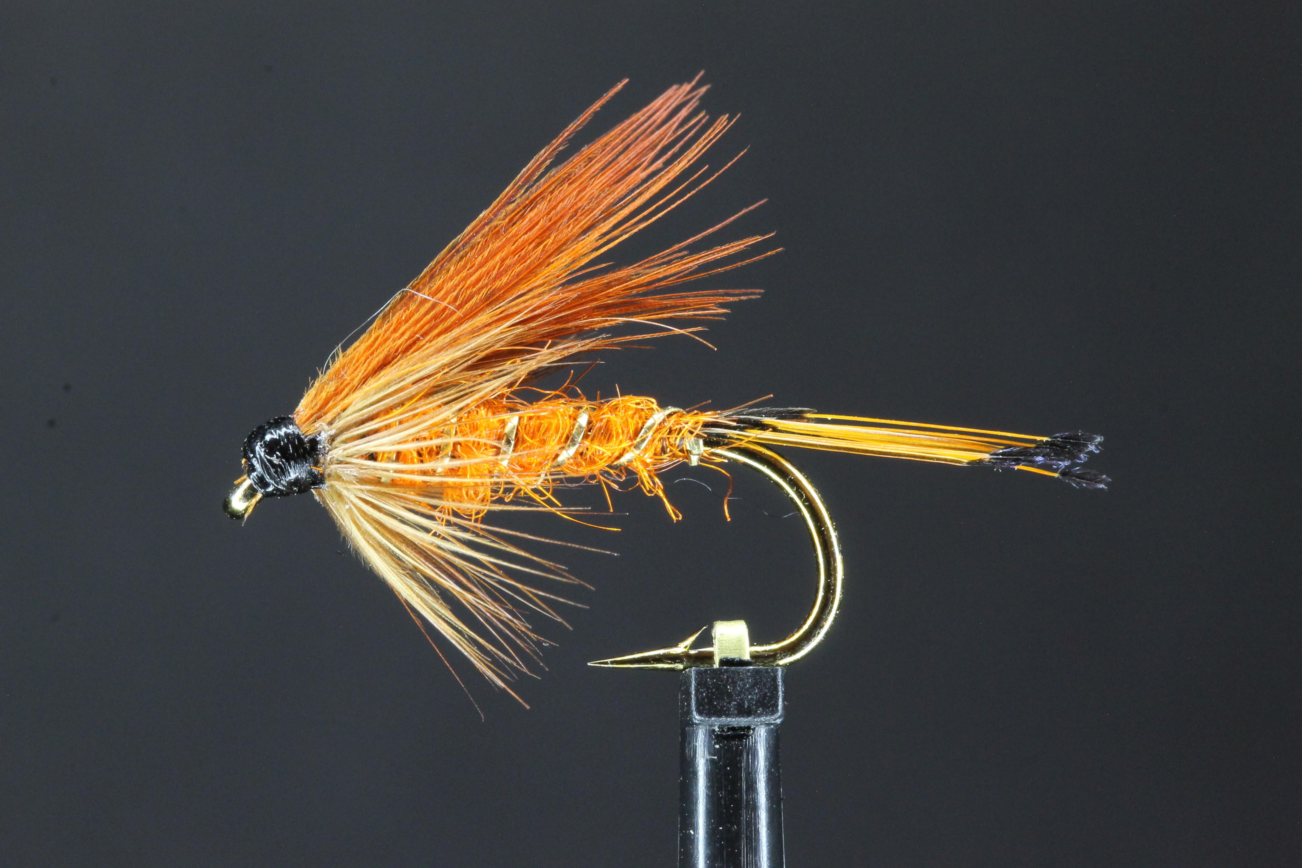 Grouse and Orange