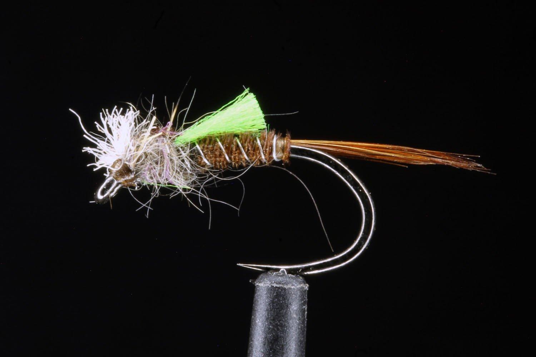 Brown Silver Rib Muskin