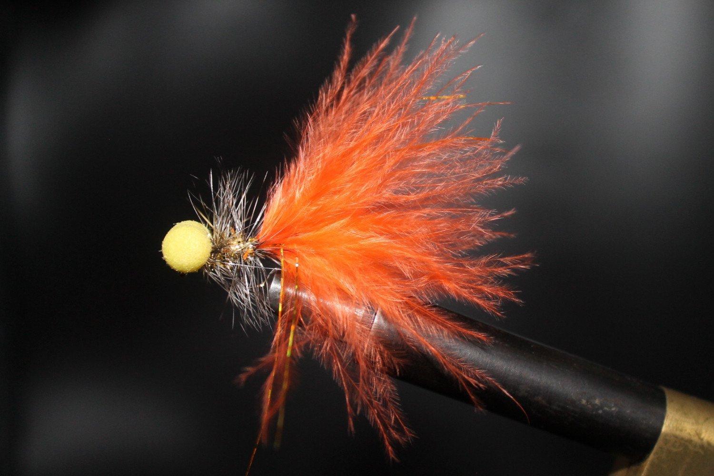 Orange Humungous Booby