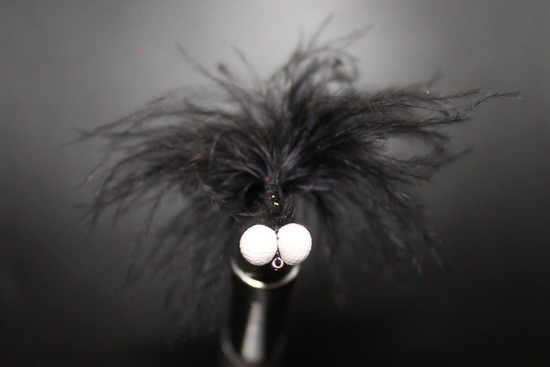 Long shank Black Booby