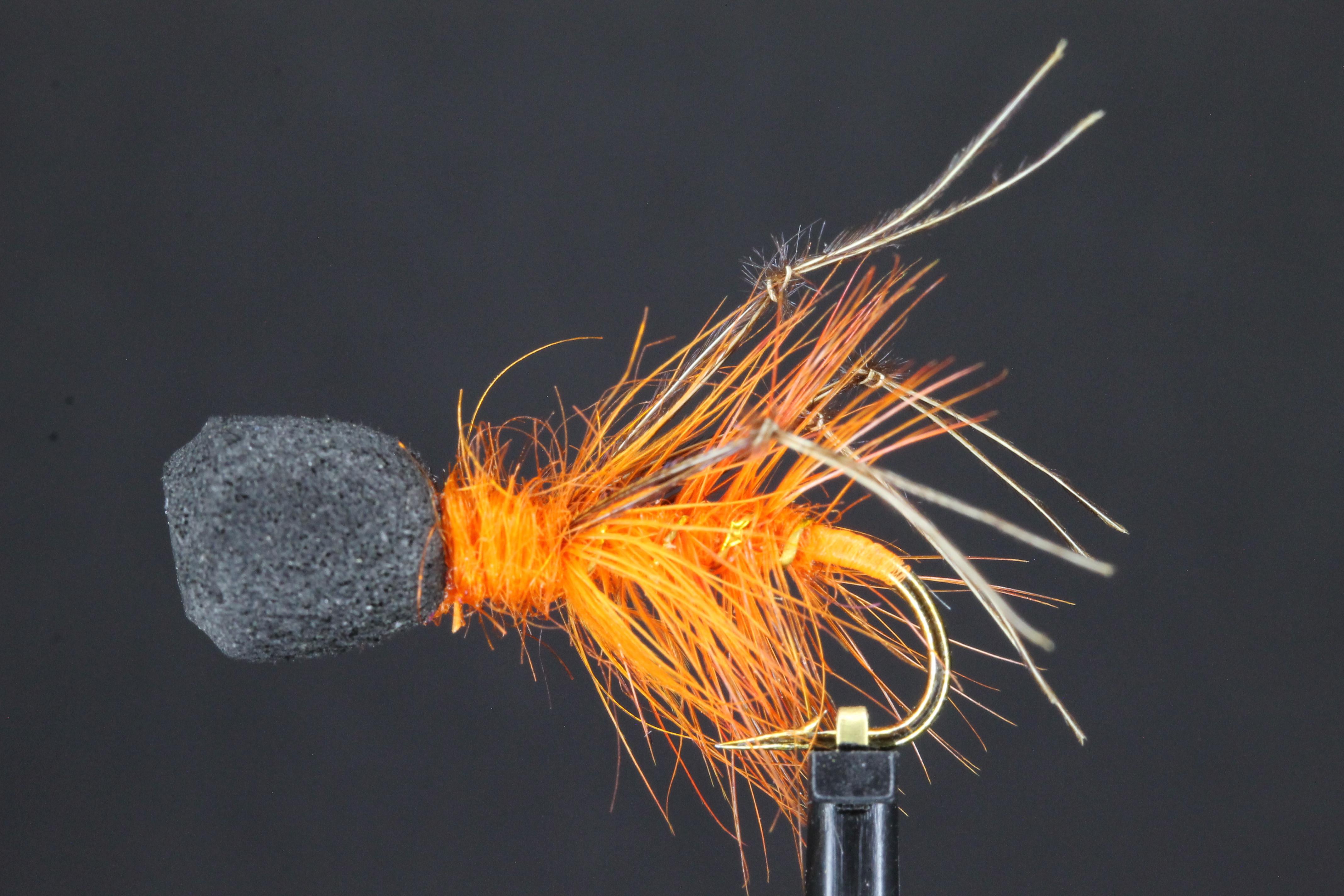 Orange Booby Hopper