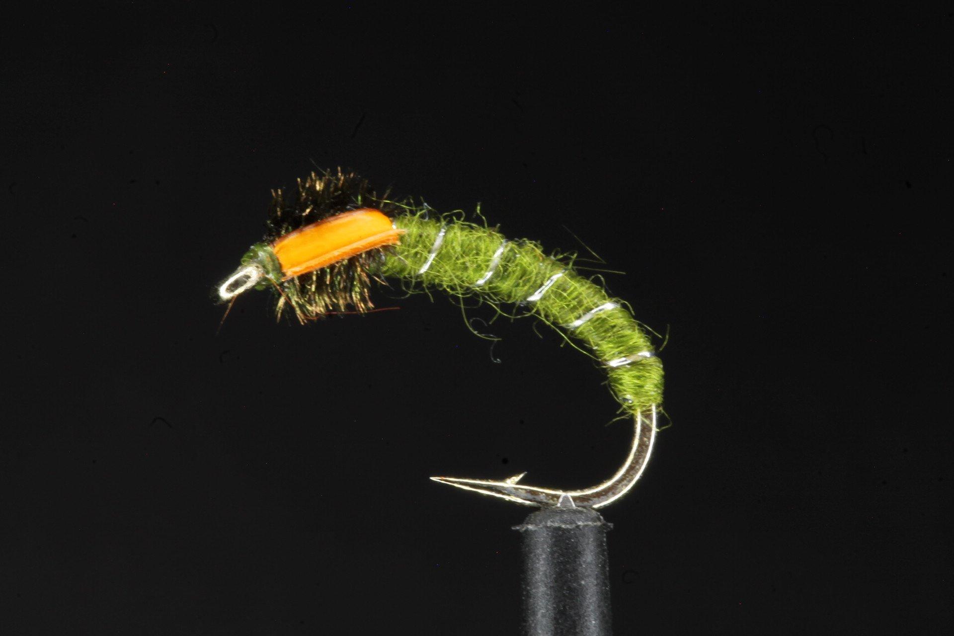 Blakestone Buzzer Fly - Olive Body