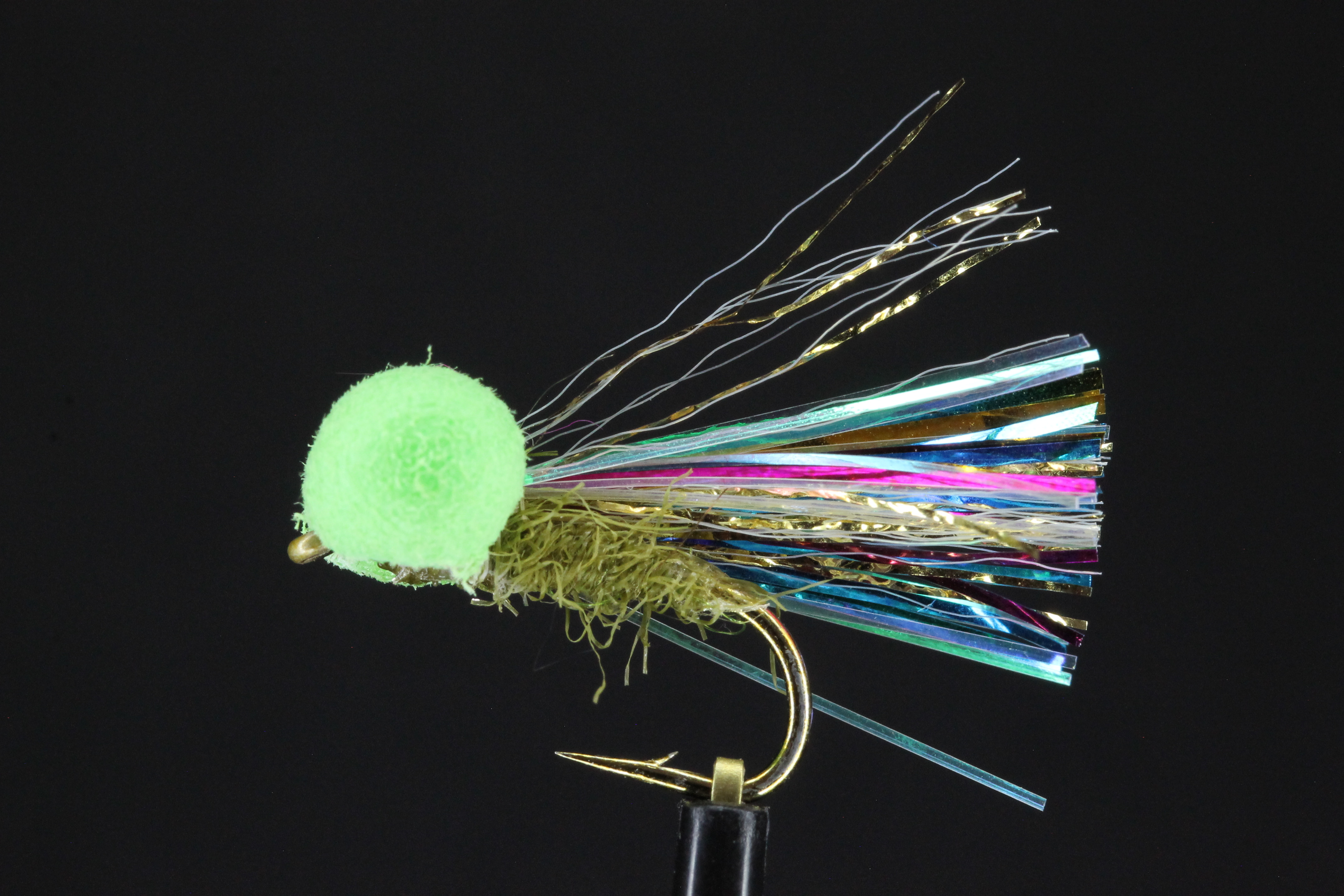 Dynamite Booby - Green and Olive