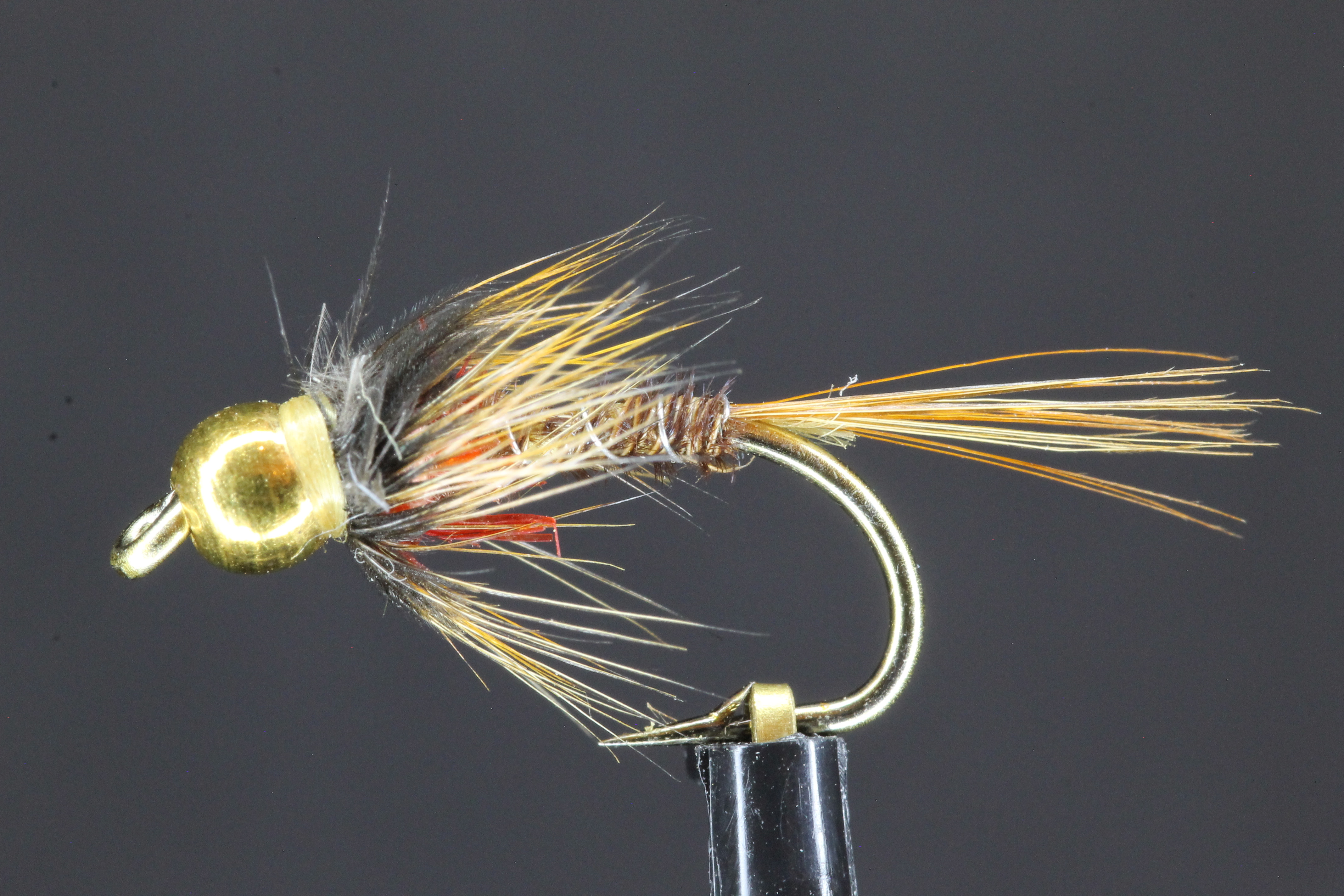 Gold Head Black Cruncher