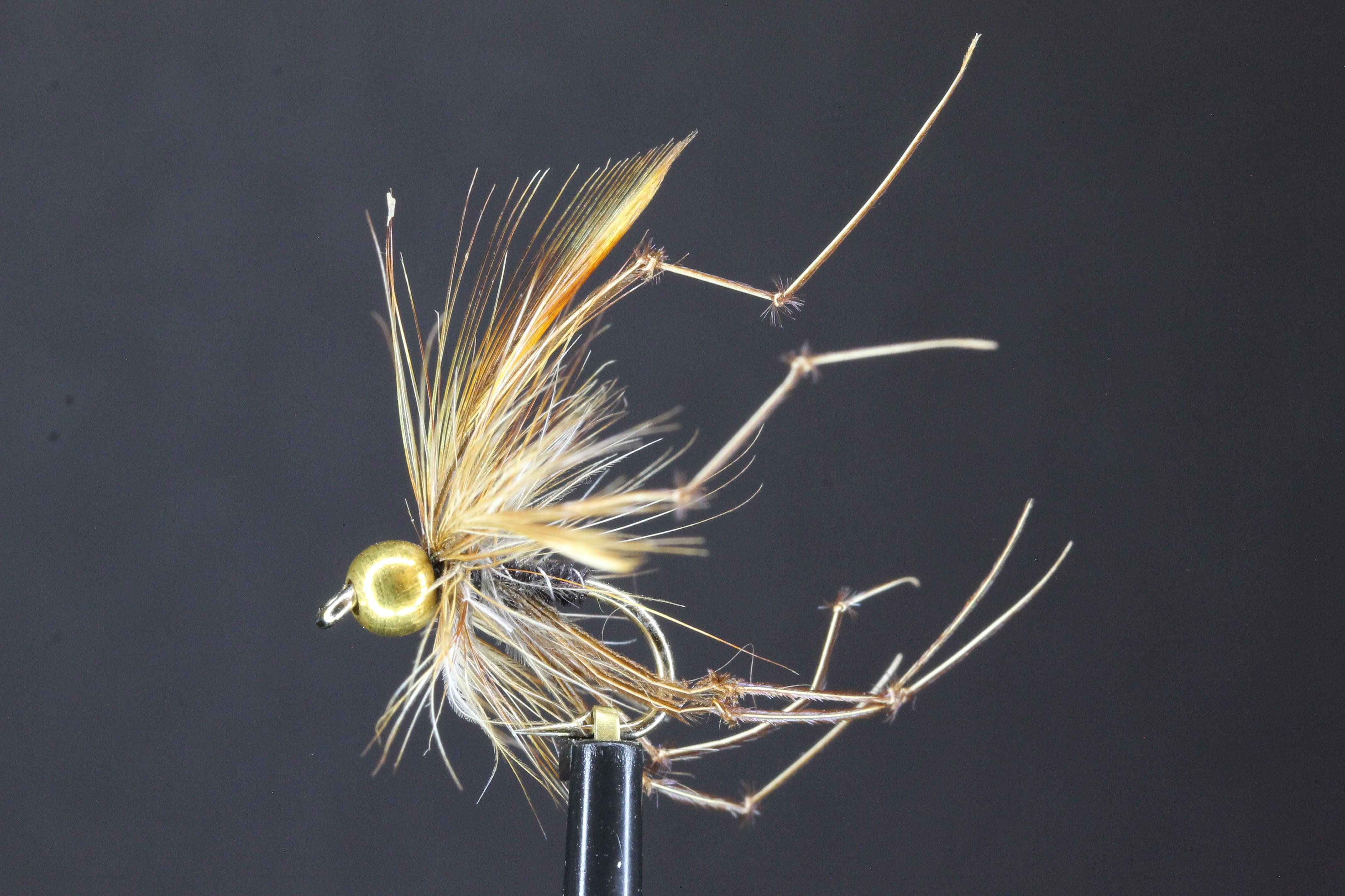 Goldbead Black Ribbed Daddy