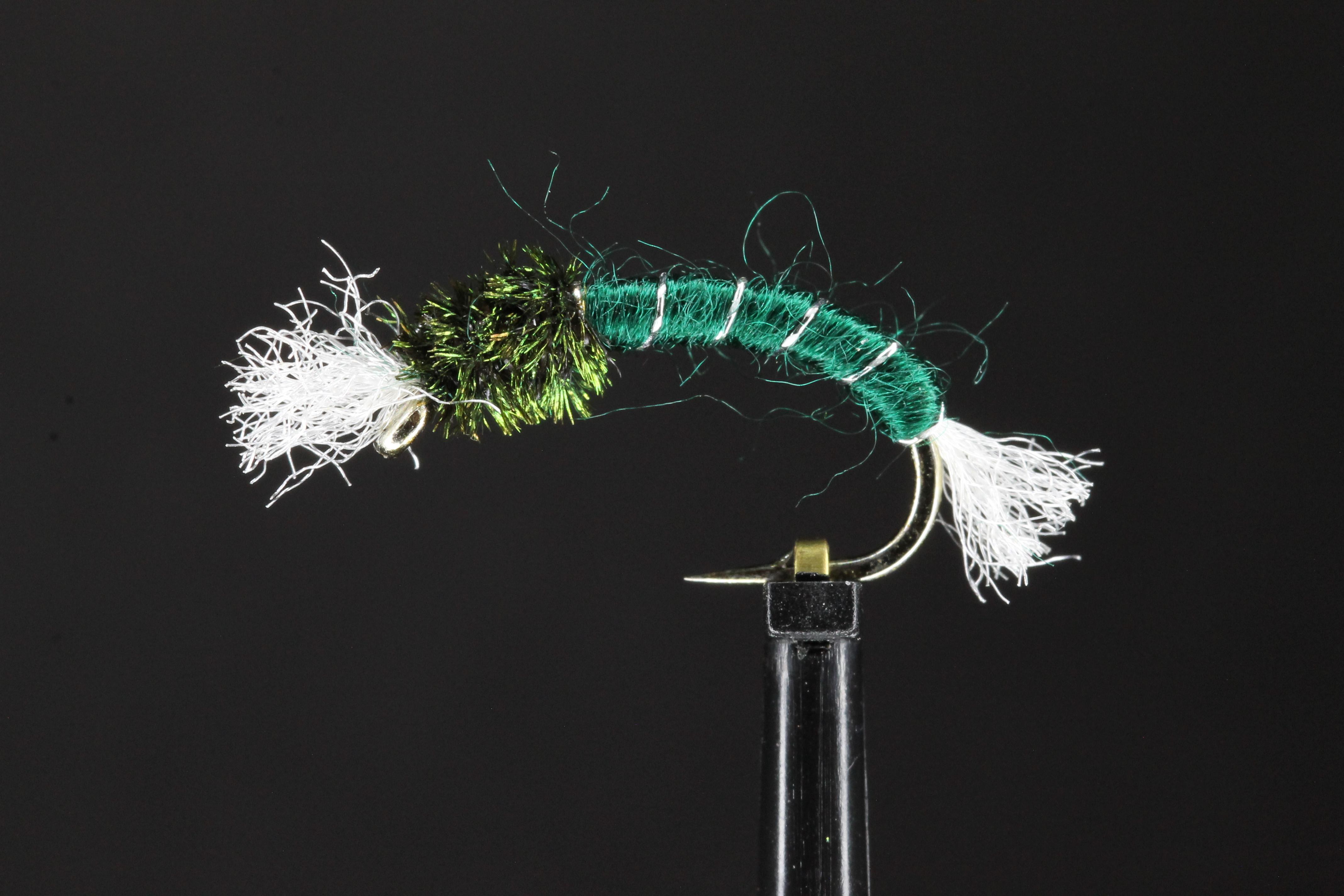 Green Standard Thoraxed (Shipmans) Buzzer
