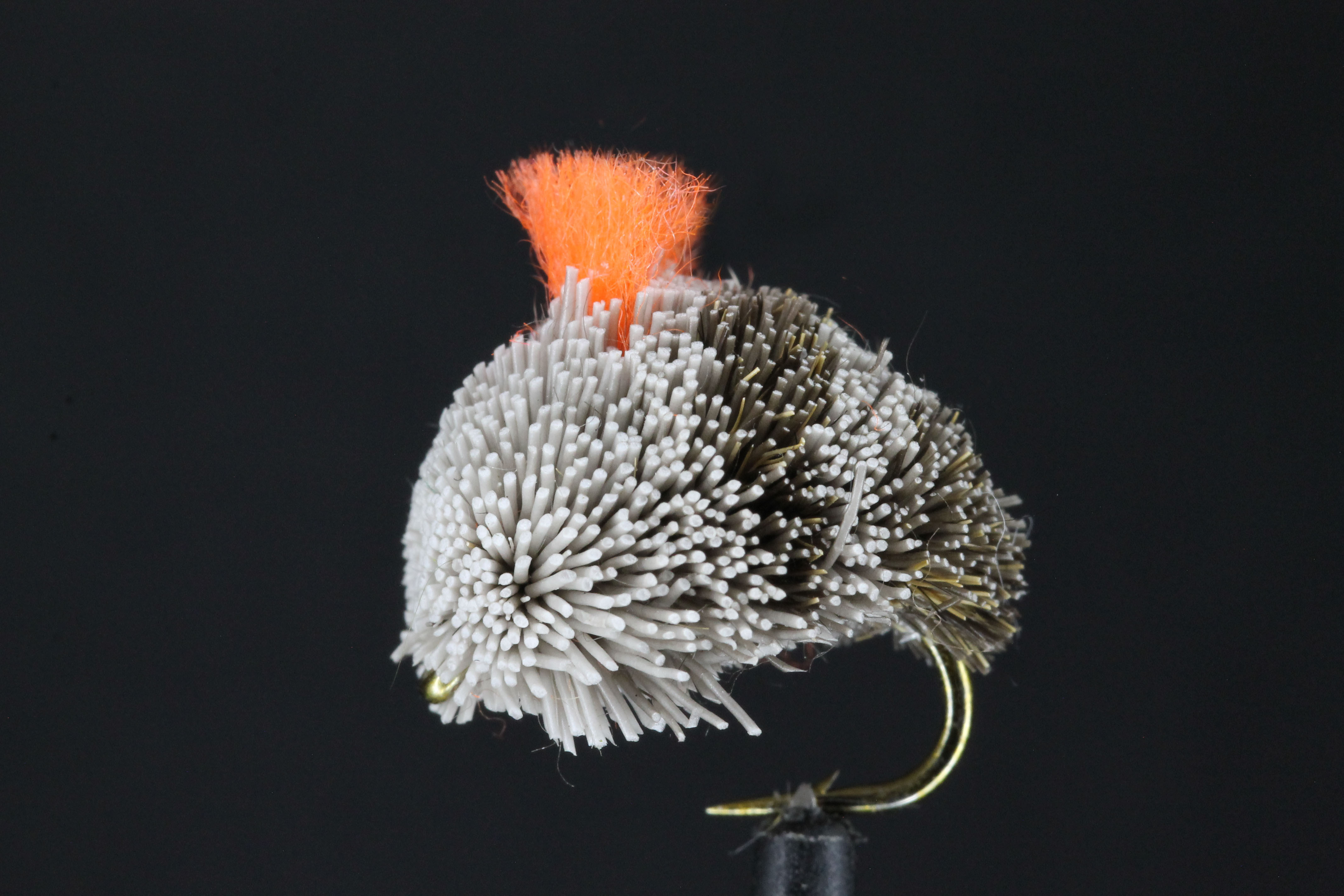 Pellet Fly With UV Red Indicator