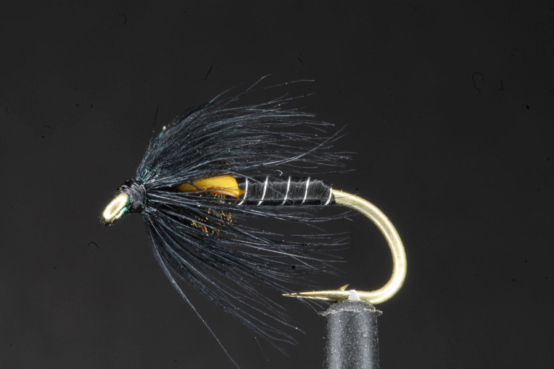 Black Blushing Buzzer