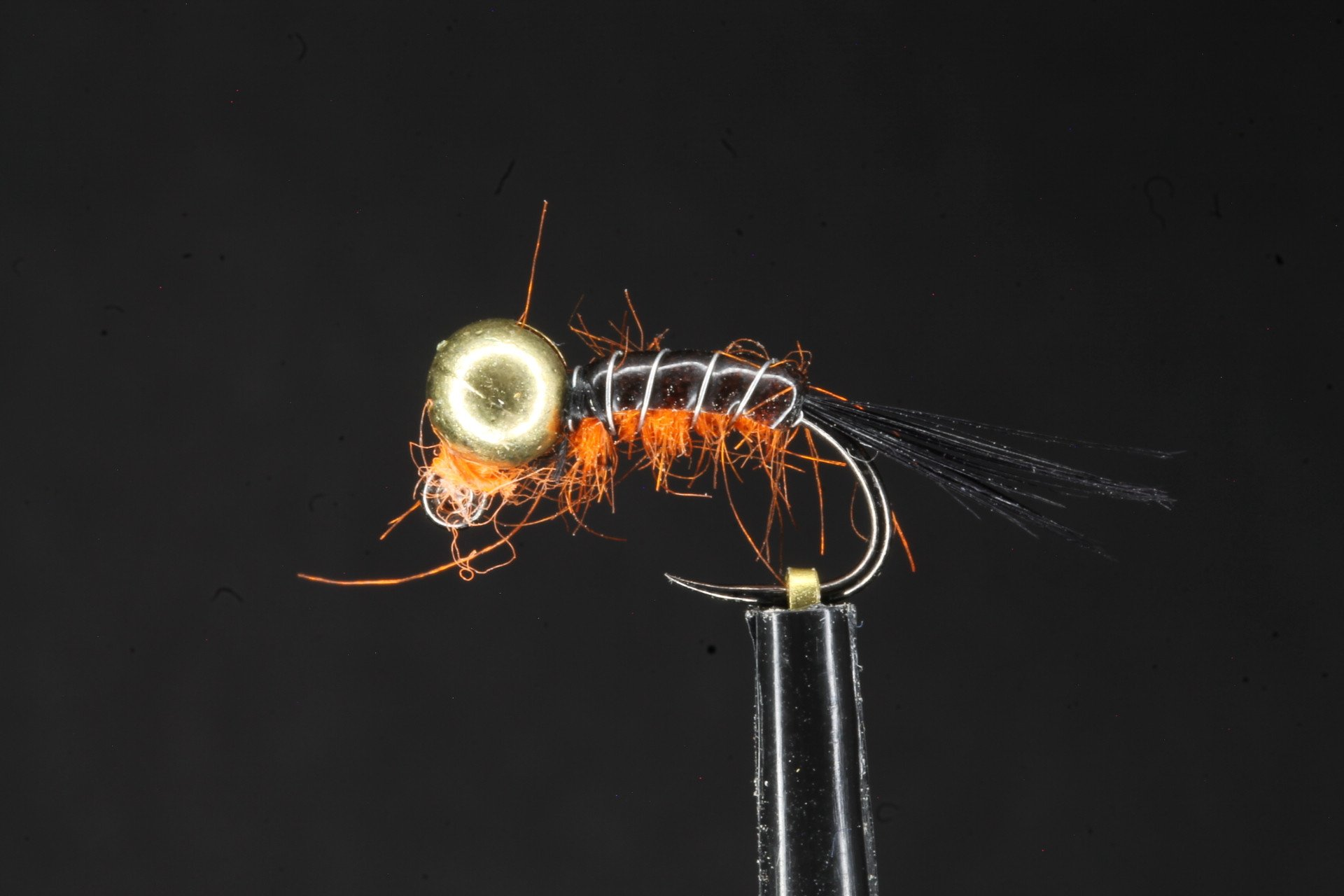 Black Red Holo Jig